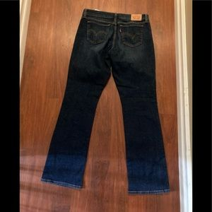 Levis 415 relaxed bootcut ladies 28 x 32